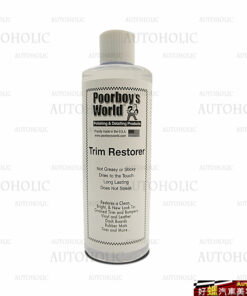 Poorboy's World Trim Restorer 16 oz. (窮小子膠條保養劑) *約473ml