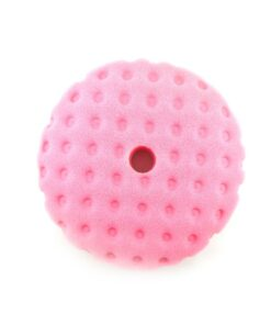 Lake Country 7.5 Inch CCS Foam Pad (LC CCS 7.5吋 粉紅色中度研磨棉, 拋光劑適用)適用6吋背板