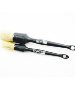 Valet Pro Soft Wheel Brush And Dash Brush (VP輪框細節清潔毛刷組)