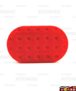 Lake Country  Red Euro Foam Hand Polish Applicators (CCS紅色手工上蠟棉)