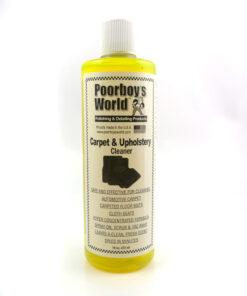 Poorboy's World Carpet & Upholstery Cleaner 16oz(窮小子地毯/布料清潔劑)*約473ml