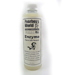 Poorboy's World Enzyme Stain and Odor Remover 16oz(窮小子汙垢/異味去除劑)*約473ml