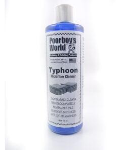Poorboy's World Typhoon Microfiber Cleaner16oz(窮小子纖維布清潔劑)*約473ml