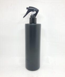 好蠟黑色噴瓶(有鎖噴頭),P.E 2,補充瓶 分裝瓶,可以裝酒精,次氯酸水