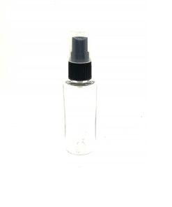 好蠟透明分裝罐,容量60ml,補充罐,材質PET,輕巧攜帶方便